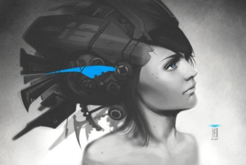 cyborgphotos-wordpress-com-640x432_5107_feather_blue_2d_sci_fi_cyborg_girl_woman_picture_image_digital_art